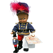 Unusual Effanbee Kewpie Doll Nutcracker Soldier