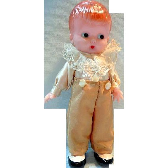 Knickerbocker Doll All Dressed Up