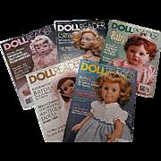 Doll Reader Magazines 1998 & 1999
