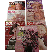 Seven Doll Reader Magazines