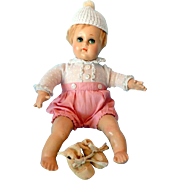 Madame Alexander composition Butch Doll