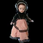 Madame Alexander 1950's Godey Lady