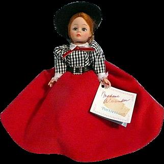 Madame Alexander Portrette Gibson Girl