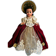 Madame Alexander Glorious Angel Tree Topper #19590