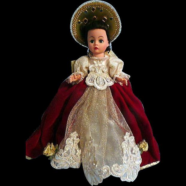 Madame Alexander Glorious Angel Tree Topper #19590
