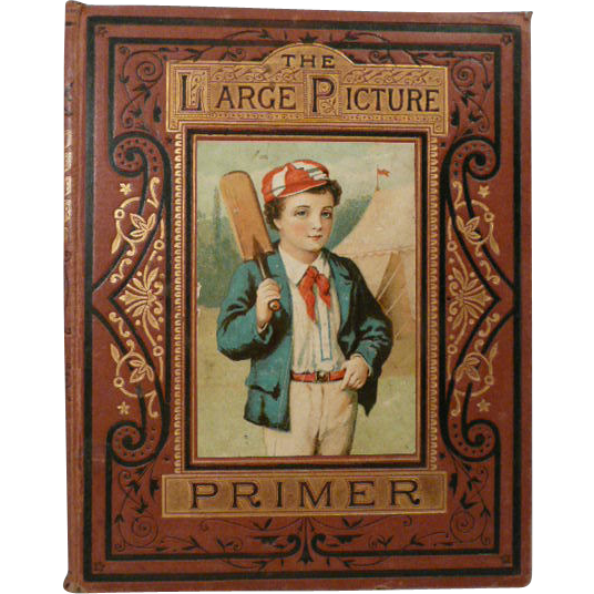 The Large Picture Primer Book