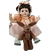 Marie Osmond Tiny Tots Collector Doll