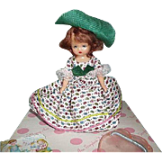 Nancy Ann 1959 Storybook Doll To Market To Market