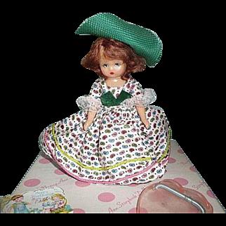 Nancy Ann 1959 Storybook Doll To Market To Market