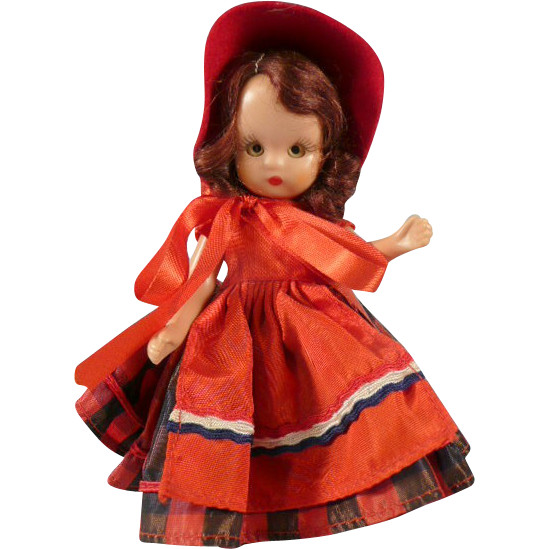 Nancy Ann Storybook Doll A Dillar A Dollar
