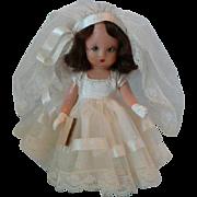 Nancy Ann First Communion Doll