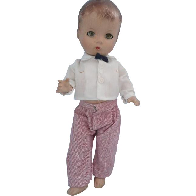 Effanbee Composition Doll