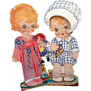 Rare Beauty Dolls To Dress Paper Dolls