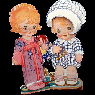 Rare Beauty Dolls To Dress Paper Dolls