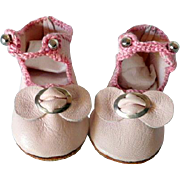 Pink Doll Shoes for Large Doll