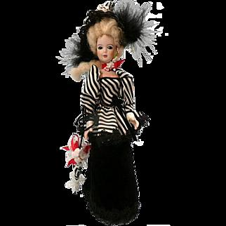 Gibson Girl Valentine's Ladies for Gorham