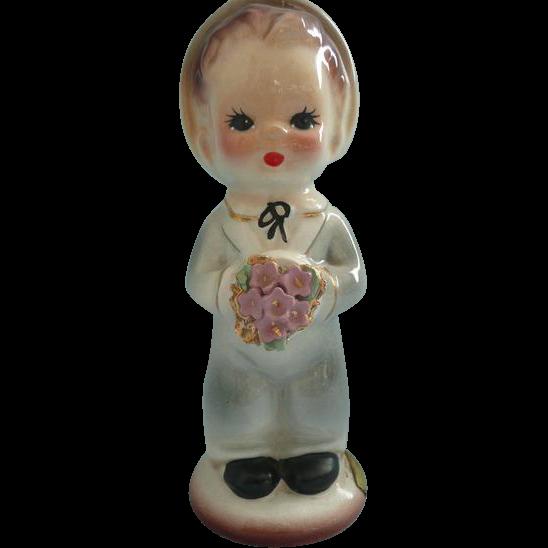 Original Josef Teddy Figure