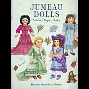 Jumeau Dolls Paper Dolls