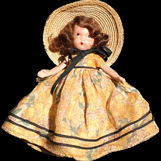 1943 Southern Belle By Nancy Ann Storybook Doll, MIB