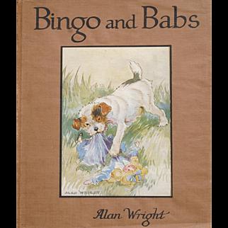 Children's Picture Book 12 Color plates 1924