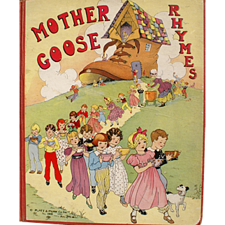 Mother Goose Rhymes, 1922,1930, 1933