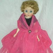 Vintage American Character Toni Doll in Formal