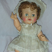 Vintage Ideal Betsy Wetsy Baby Doll