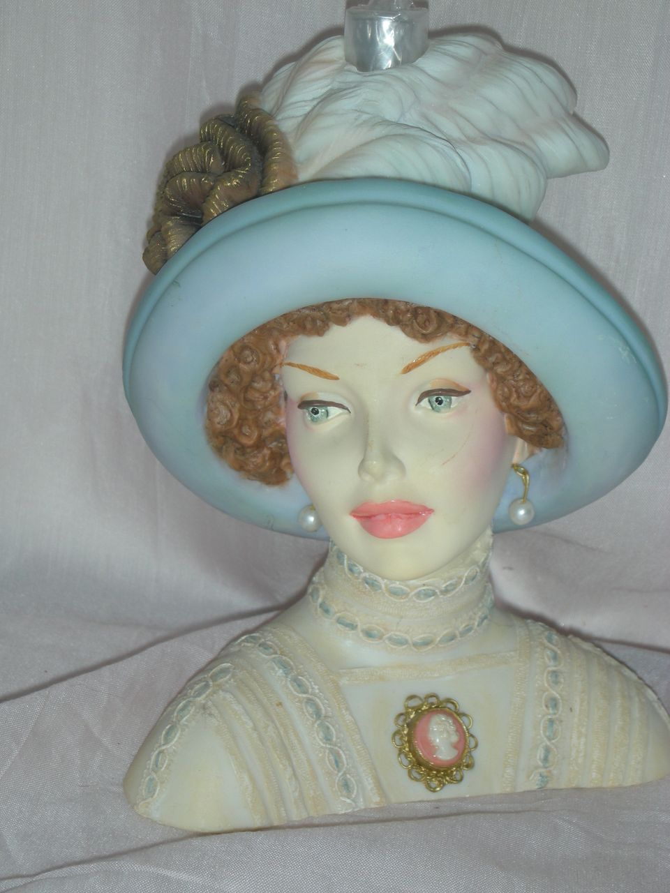 Cameo Girls Judith Transatlantic Lady Head Vase