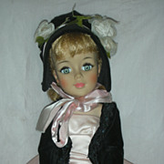 Rare and Beautiful Vintage Madame Alexander Portrait Cissy Godey Doll