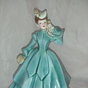 Vintage Florence Ceramics Matilda Figurine