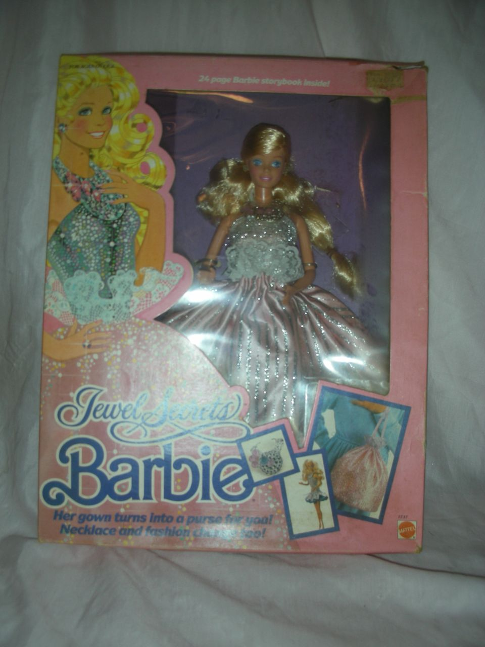 Vintage Superstar Jewel Secrets Doll NRFB