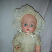 Vintage Effanbee Baby Doll 1950s