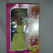 Vintage Superstar Magic Curl Barbie Doll NRFB