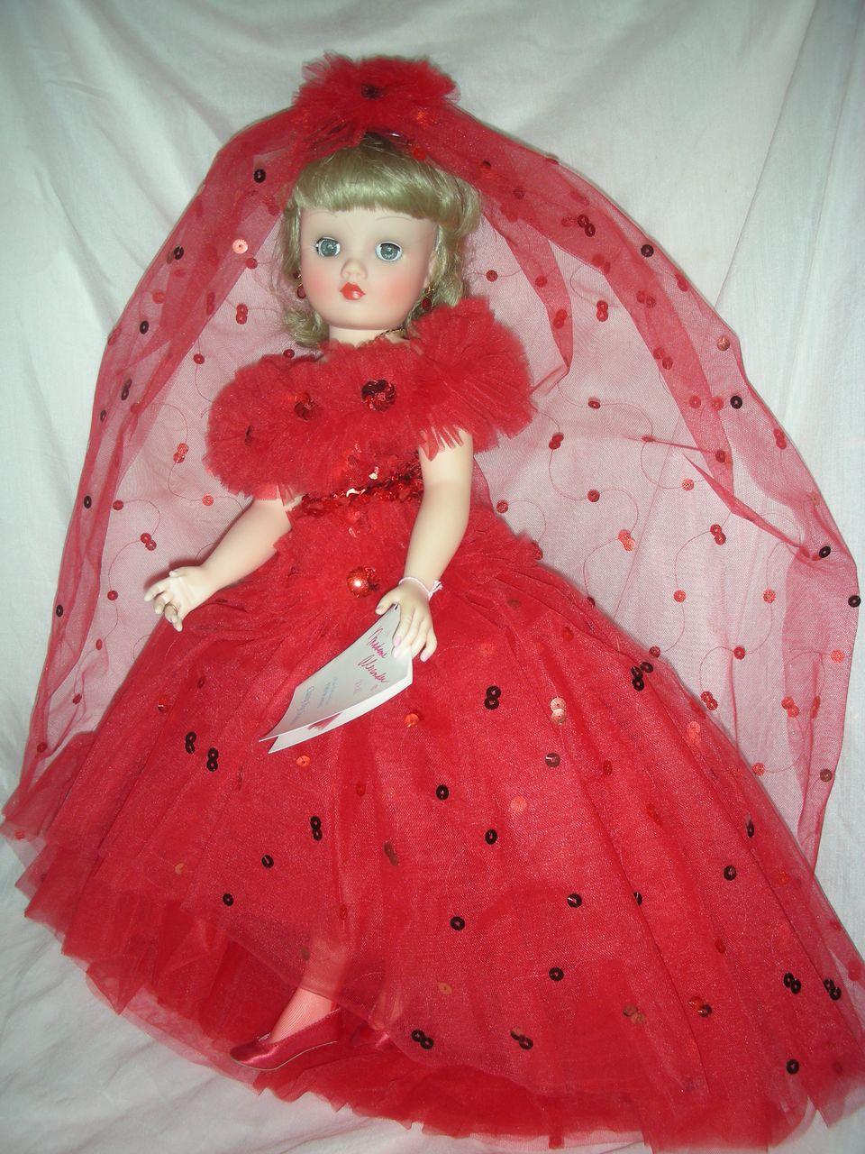Rare Madame Alexander FAO Swartz Cissy by Scassi Doll