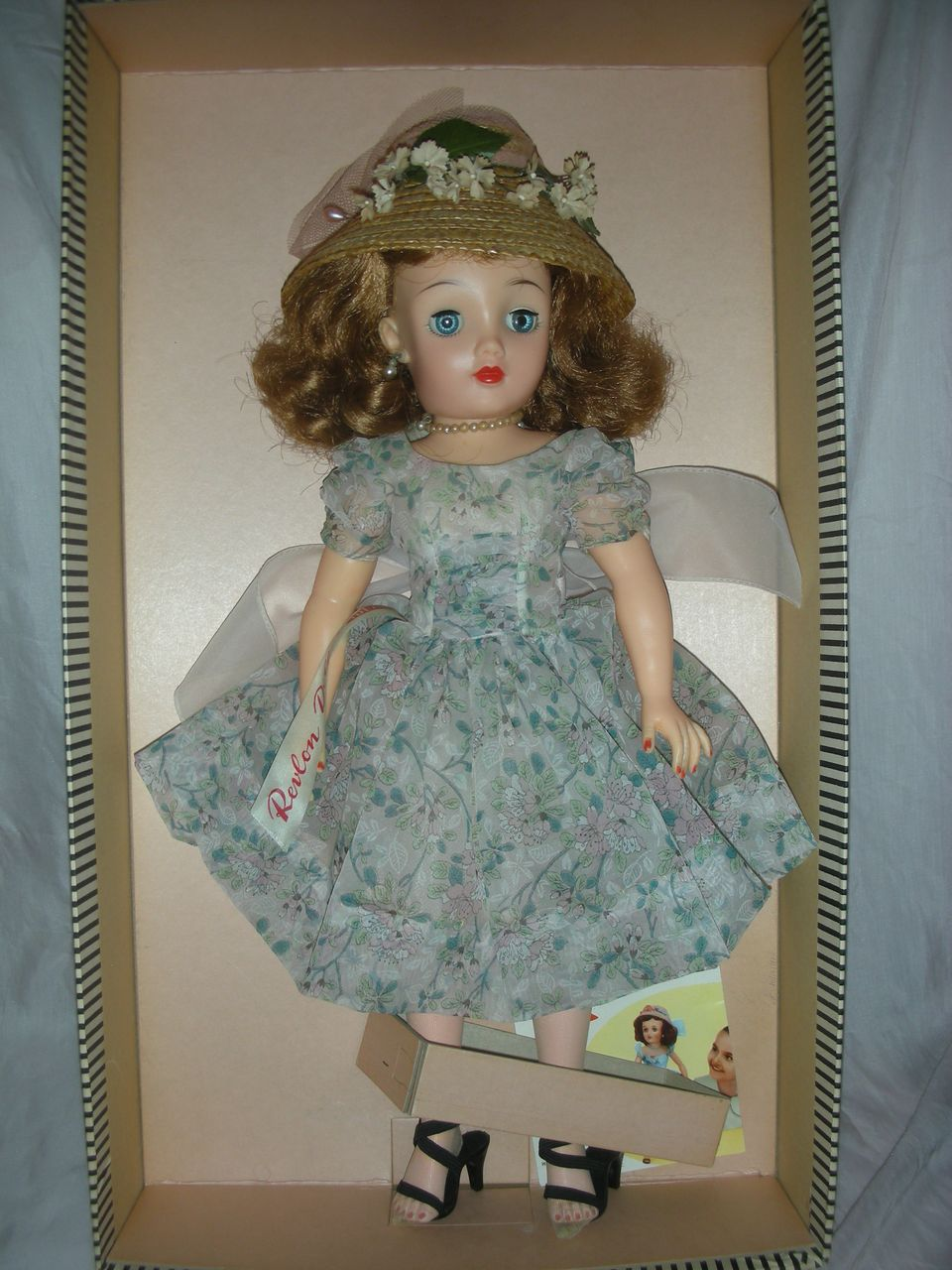 Vintage Miss Revlon Doll by Ideal  Mint in Box