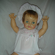 Vintage Ideal PlayPal Family Doll 1960s Vinyl Betsy Wetsy