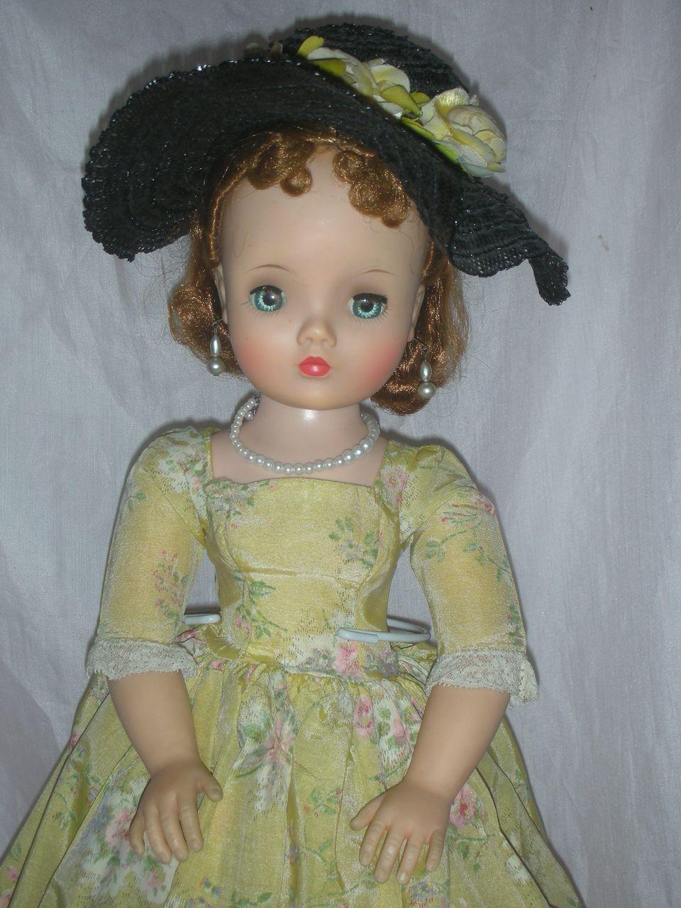 Madame Alexander Doll Vintage 73