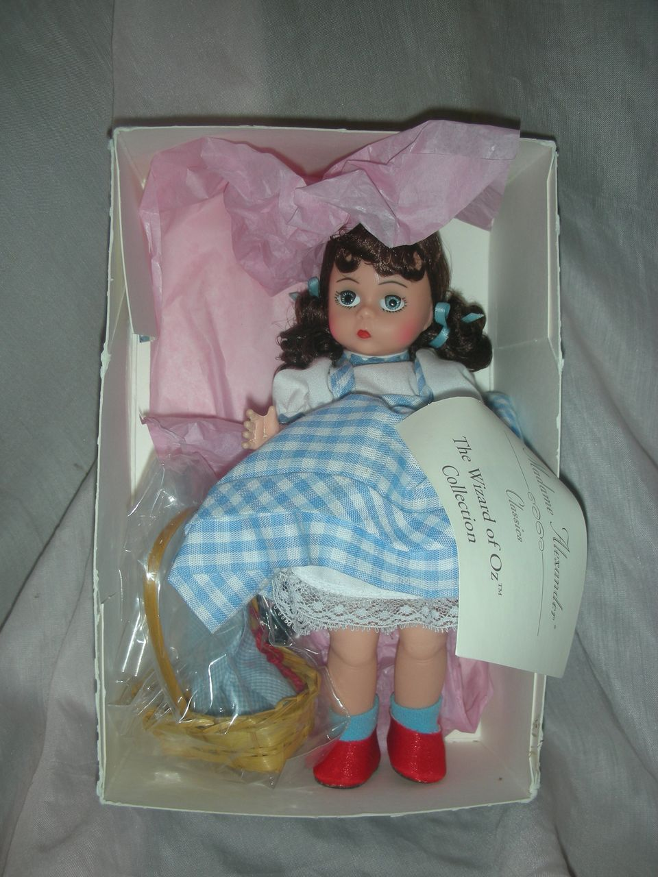 Madame Alexander Dorothy 8 inch Wizard of OZ Doll