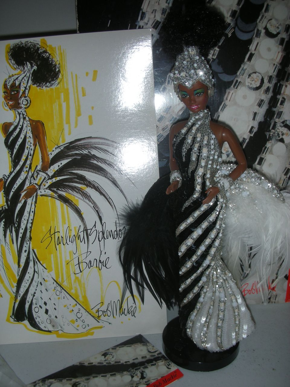 Vintage Starlight Splendor Barbie Doll by Bob Mackie