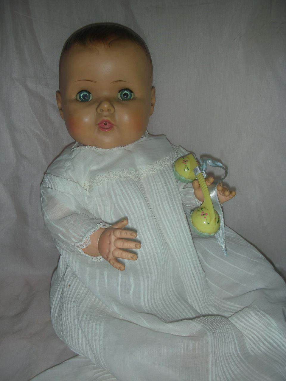 Vintage 1950s American Character Toodles Baby Doll Jointed