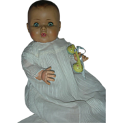 Vintage 1950s American Character Toodles Baby Doll Jointed 20 inches