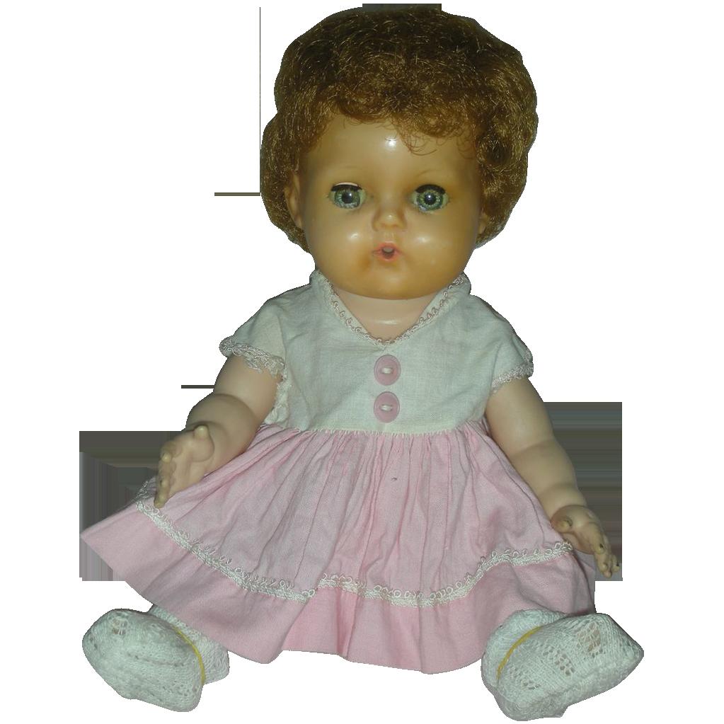 Vintage Tiny Tears Doll 106
