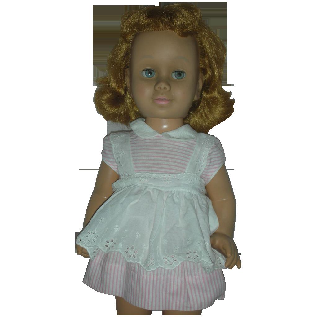 Vintage Prototype Mattel Chatty Cathy Doll