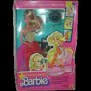 Vintage HTF Fashion Photo Superstar Barbie NFRB