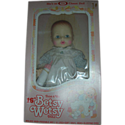 Vintage Ideal Betsy Wetsy Doll Vinyl Drink and Wet