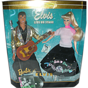 Barbie Loves Elvis Doll Gift Set