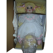 Early Marie Osmond Sunshine Toddler Doll NRFB 20 inch