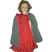 Vintage American Character Vinyl Fashion Doll 20 inch Sweet Sue or Toni