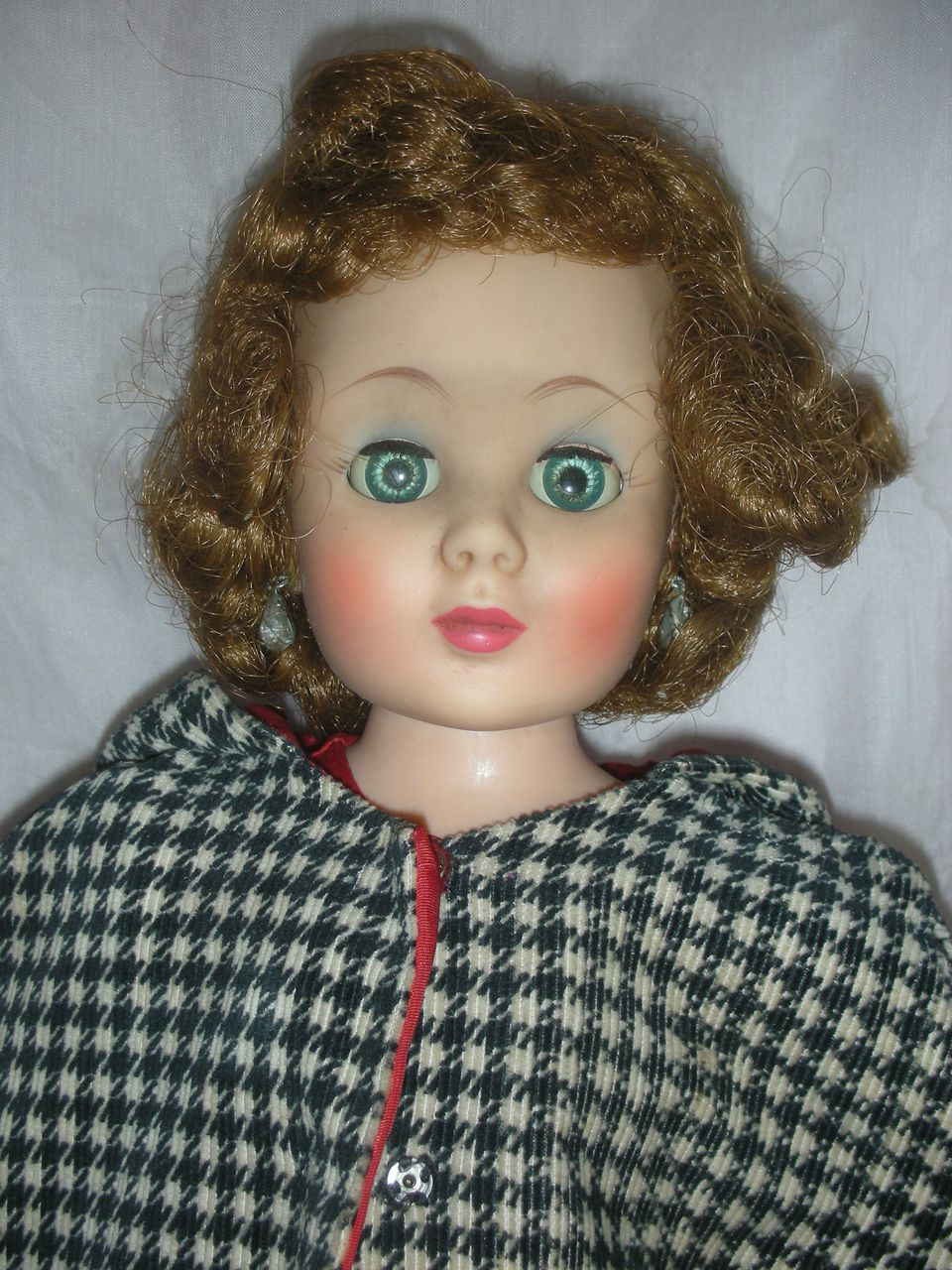 Vintage American Character Vinyl Fashion Doll 20 Inch