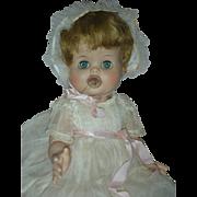 Vintage Madame Alexander Kathy Baby Doll 1958